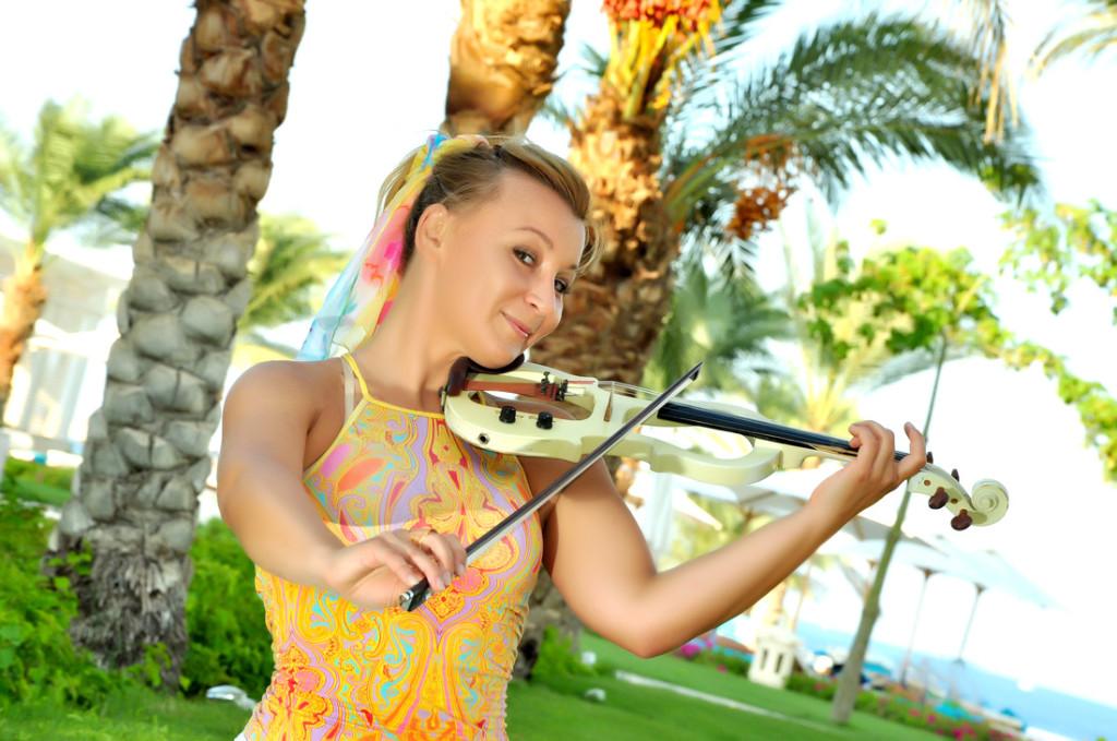 Скрипка. Музыкальное оформление мероприятий.